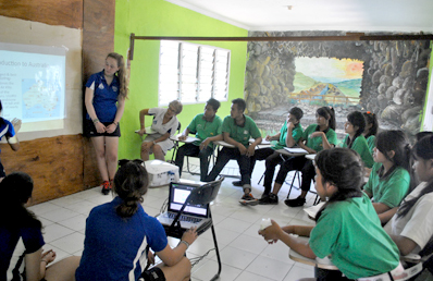 classroom australia